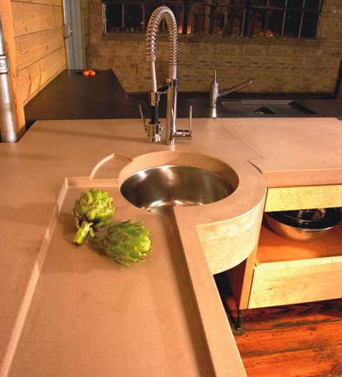 Conserv Concrete Counter-tops